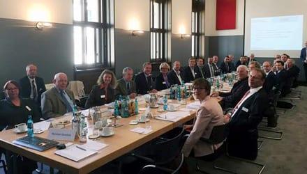 BDU-Nachfolgeexperten feiern zehn Jahre nexxt change Regionalpartnerschaft 1