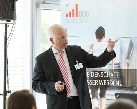 omegaconsulting vor Ort Aktive Verbandsarbeit - 19. Deutscher Personalberatertag des BDU Bundesverband Deutscher Unternehmensberater e.V. 1