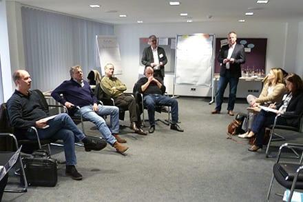 omegaconsulting intern - 4. Bundesweites Partner-Treffen 1