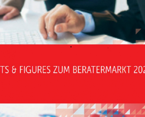 Aktuelle Fakten zum Beratermarkt 2021 1